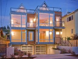 Alki Townhomes by Johnston Architects