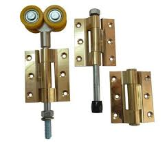 metal sliding folding door hardware