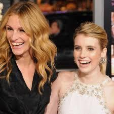 Julia Roberts Congratulates Niece Emma Roberts on Baby News