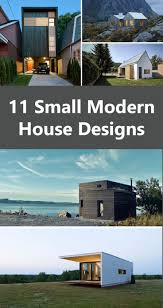 Small Picture Best 25 Small modern houses ideas on Pinterest Small modern