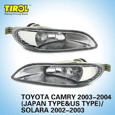Tirol T21455b OEM Replacement for Toyota Camry 2003/2004 Japan ...