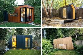 shed office plans. Backyard Shed Office Here Are Examples Of Modern Home Offices Art Studios Gyms And Garden . Plans Y