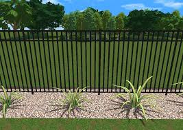aluminum privacy fence. Aluminum Privacy Fence Design Ideas