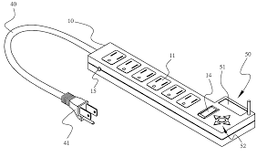 Extension cord circuit diagram wiring