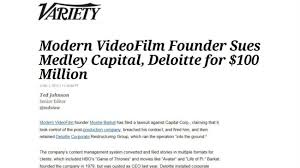 Variety Covers Miller Barondess' Representation Of Modern ...