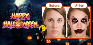 <b>Halloween</b> Makeup - <b>Scary Mask</b> - Ghost Photo Editor - Apps on ...