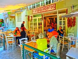 restaurants in athens greece