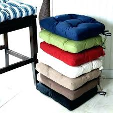 chair pads with ties chair cushion ties gypsy chair pads with ties for kitchen chairs on