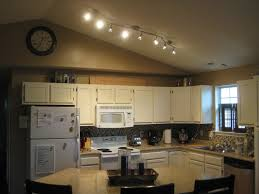 Track Lighting For Kitchen Kitchen Track Lighting Layout