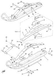 1978 yamaha enticer 340 et340b ski parts best oem ski parts diagram for 1978 enticer 340 et340b motorcycles