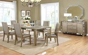 black dining room furniture sets. High End Dining Room Furniture Set Mirrored Accents Inside Idea Black Sets