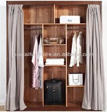 Superior Simple Wardrobe Without Door Bedroom Furniture