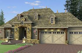 Flexible French Country House Plan   RK   st Floor Master    Reset Password