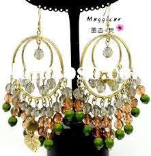 chandelier earrings for chandelier earrings at polyvore