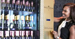 Champagne Vending Machine Adorable Champagne Vending Machines Are About To Be A Thing Shape Magazine