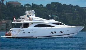 He continues to earn revenue from both his professional racing and through his endorsements. Lewis Hamilton Yacht Sunseeker