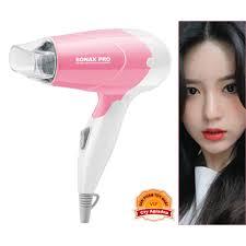 Giá bán Máy sấy tóc gấp gọn 2 chiều nóng lạnh hàng hiệu sịn sò SONAX S6622