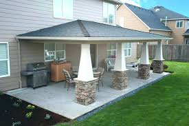 covered back porch additions patio ideas on a budget elegant backyard medicare support small screened in