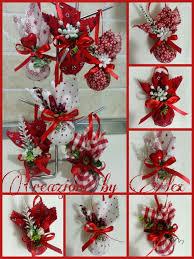 Creazioni in fimo feltro stoffa e scrapbooking: decorazioni natalizie