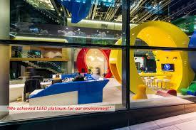 google main office. Google\u0026#8217;s New Office In Dublin 4 Google Main