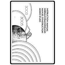 Elna 3003 Sewing Machine Manual