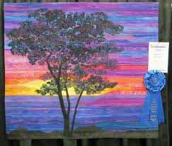 Cathy Geier's Quilty Art Blog: My 1st Place Ribbon at the AQS Show ... & My 1st Place Ribbon at the AQS Show and Landscape/Animal Quilts from  Albuquerque Adamdwight.com