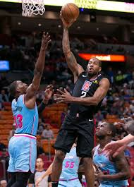 Latest on la clippers small forward kawhi leonard including news, stats, videos, highlights and more on espn. Miami Heat Landing Kawhi Leonard This Summer It Could Happen Miami Herald