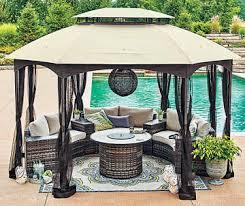Outdoor furniture set Tropical Set Price 204998 Big Lots Patio Outdoor Furniture Big Lots