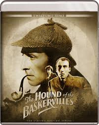 the hound of the baskervilles review twilight time blu ray the hound of the baskervilles blu ray