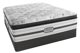 twin mattress pillow top. Picture Of Beautyrest Platinum Los Angeles - Twin Mattress Pillow Top T