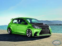 Toyota-Yaris 2015 by speedyjayw on DeviantArt