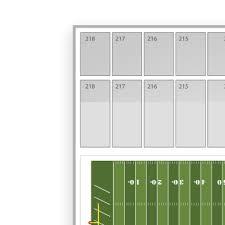 Dakota Jazz Seating Chart North Dakota Fighting Hawks Football Seating Chart Map