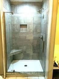 36 x 60 shower pan shower base acrylic shower base with seat left hand x kohler
