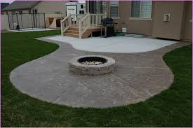 interesting fire patio design with fire pit gorgeous ideas for on
