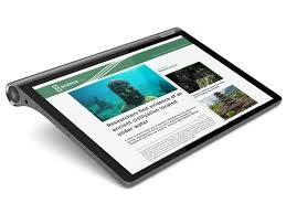 <b>Lenovo Yoga</b> Smart <b>Tab Tablet</b> Review: Google Assistant for hanging