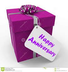 happy iversary gift shows celebrating years stock ilration ilration of marriage wedding
