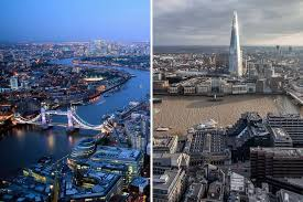 justin seah getty images david bank getty images the view from the shard