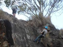 Redland Bushwalkers: 07_ Abseiling » Training » pa010237.jpg