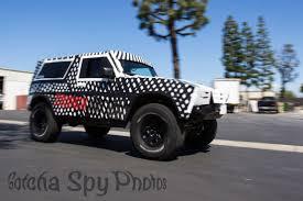 2018 ford bronco.  2018 new ford bronco spy photos exterior with 2018 ford bronco