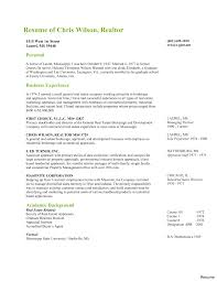 Cover Letter Great Sample Real Estate No Experience About Impressive