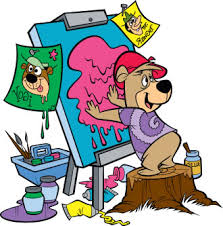 Free printable yogi bear coloring pages for kids! Coloring Pages Jpkid