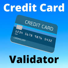 This tool will verify the credit card numbers entered is valid or not. Credit Card Validator Verifier Apps On Google Play