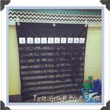 Black Classroom Calendar Pocket Chart Dye Calendar Bucket Filler And Yellow Pocket Chart First