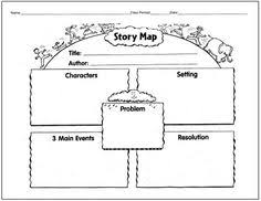 Story Map Template 168 Best Story Maps Images Handwriting Ideas Graphic Organizers