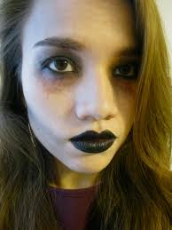 easy zombie makeup that you can do with s you already own braaaaaiiinnnss sold seperately