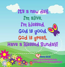 Blessed Sunday Quotes Awesome Have A Blessed Sunday My Graphics' Creations Pinterest