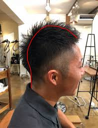 こんな事考えながらヘアスタイル作っていますメンズベリーショート編