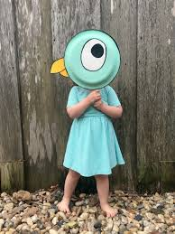 easy book character pigeon costume