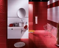 Red Bathroom Decor Opulent Ideas Red Bathroom Designs 6 1000 Ideas About Bathrooms On