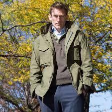 m 65 field jacket liner in jacket